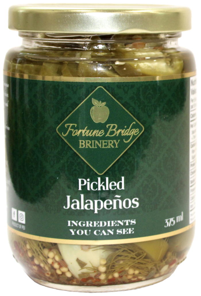 fortune bridge brinery - pickled red onions - pei